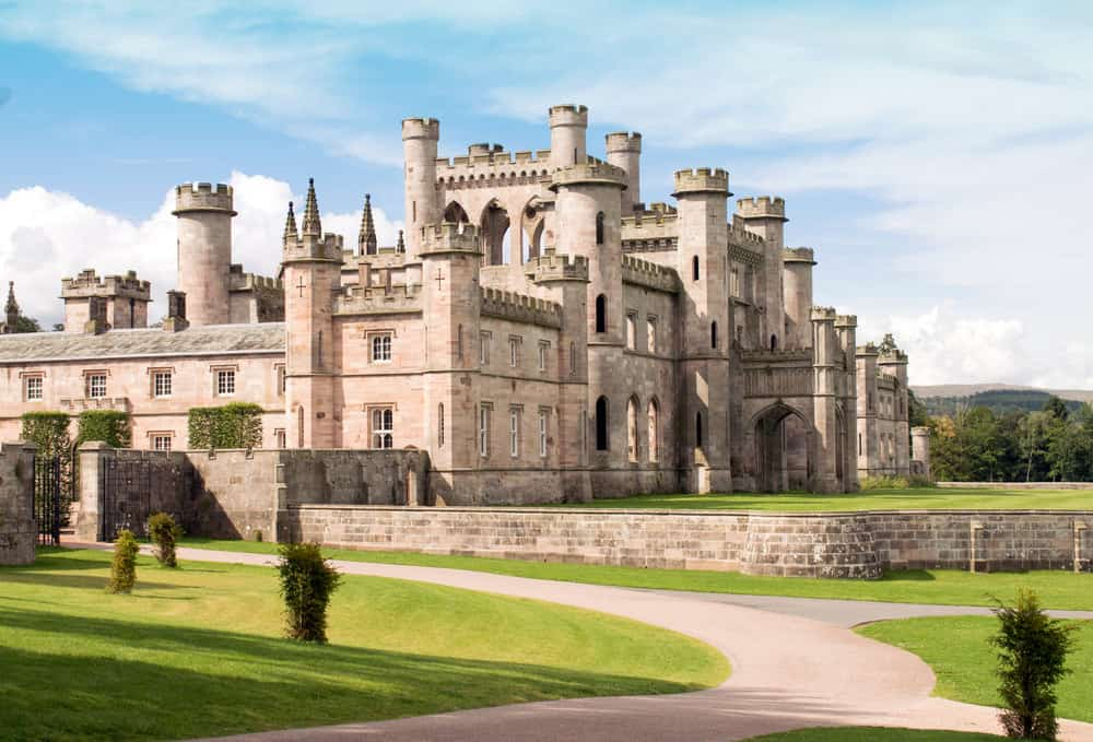 castle lowther england