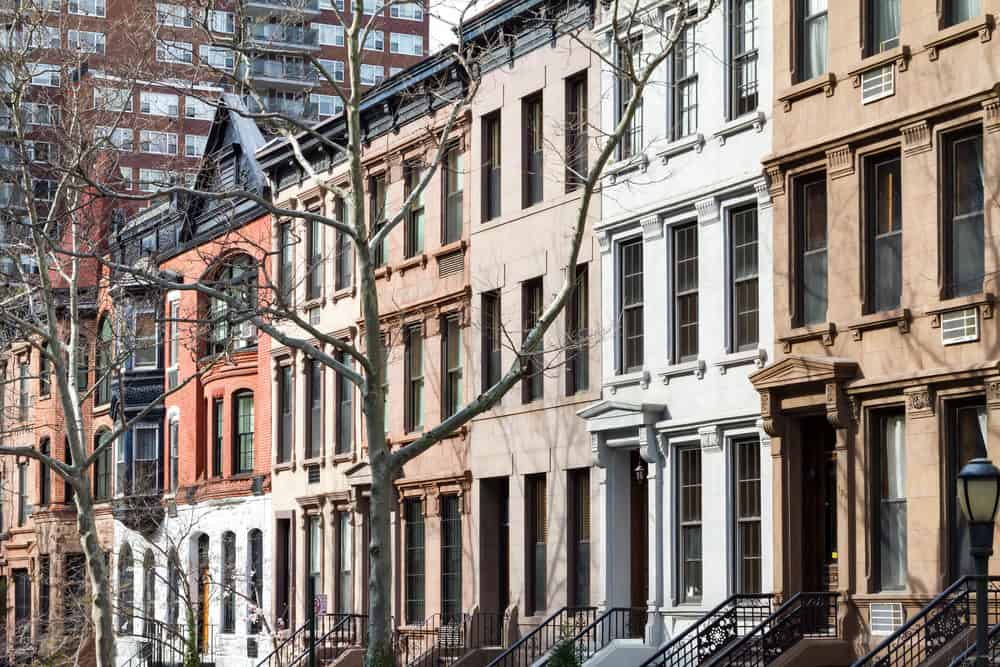 townhome row nyc hs