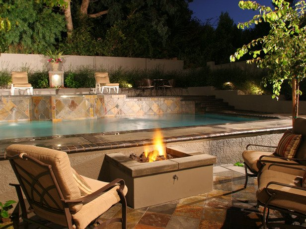 Outdoor Fireplace Inspiration 16