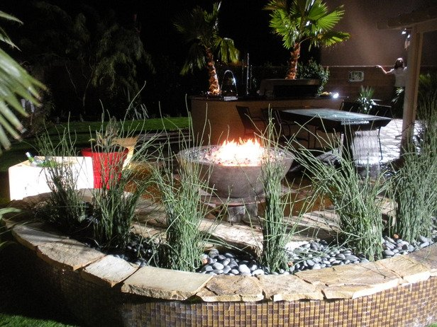 Outdoor Fireplace Inspiration 21