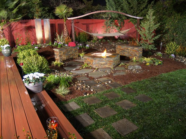 Outdoor Fireplace Inspiration 22