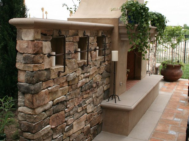 Outdoor Fireplace Inspiration 8
