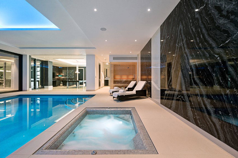 Residencia privada en St. George's Hill
