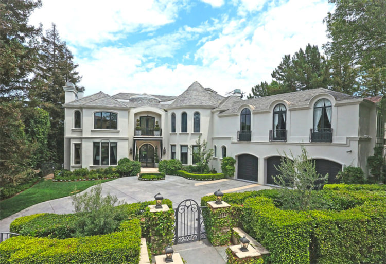 DJ Khaled gana $ 12.5 millones para Mulholland Estate Mansion